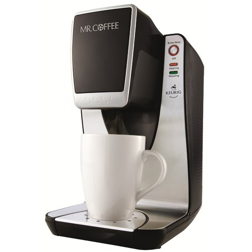 Single Serve Brewing System Coffee Maker