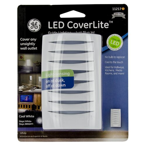 Jasco LED Coverlite Night Light