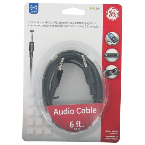 Jasco 6' Audio Cable