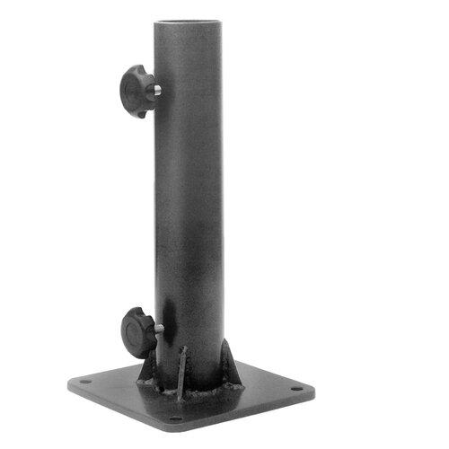 Patio Umbrella Bracket: Greencorner Steel Deck Umbrella Base & Reviews