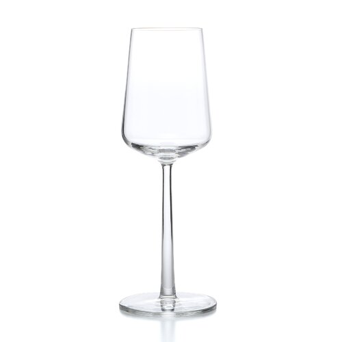 iittala Essence White Wine Glasses