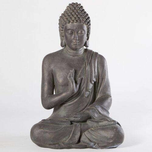 Alfresco Home Thai Buddha Garden Statue