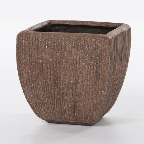 Alfresco Home Graffiato Square Planter