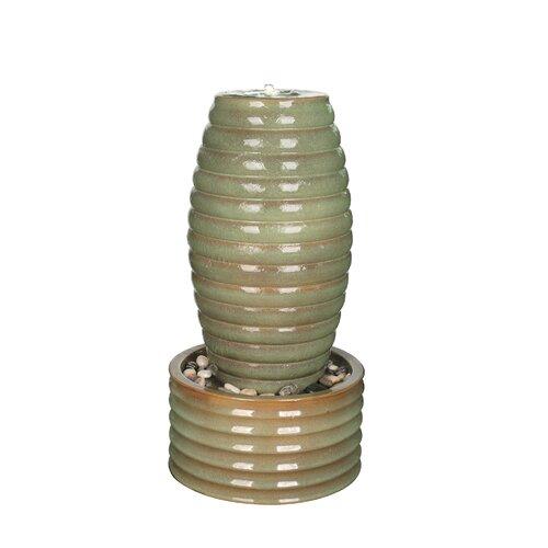 Etna Indoor / Outdoor Ceramic Urn Fountain