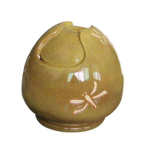 Dragonfly Indoor / Outdoor Ceramic Sphere Fountain