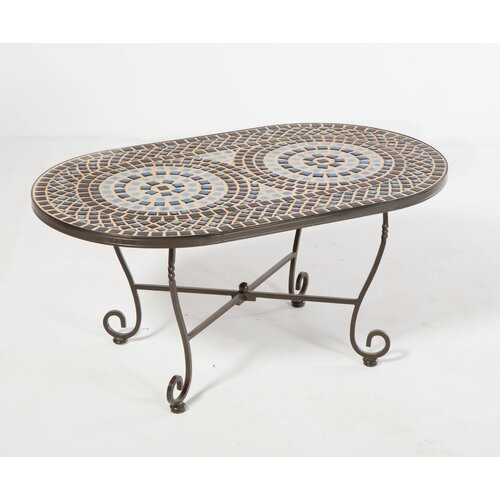 Alfresco Home Tremiti Mosaic Coffee Table