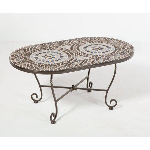 Alfresco Home Tremiti Mosaic Coffee Table