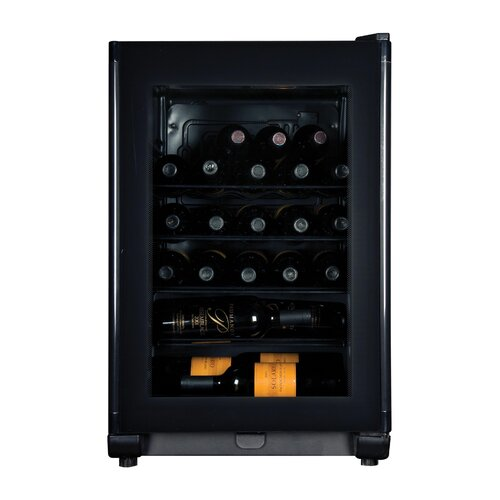 24 Bottle Single Zone Thermoelectric Wine Refrigerator