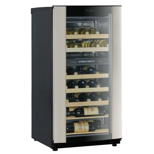 40 Bottle Dual Zone Wine Refrigerator