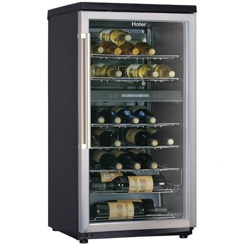 Dual Zone 40 Bottle Wine Cooler