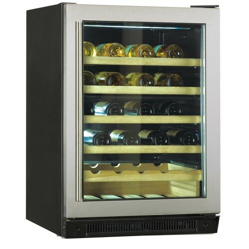 48 Bottle Dual Zone Built-In Wine Refrigerator