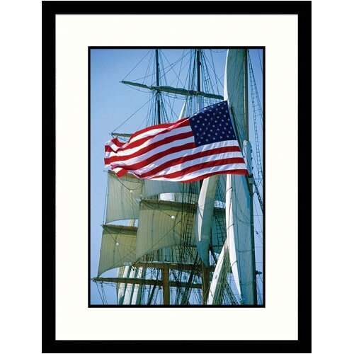 Seascapes Star of India Framed Photographic Print