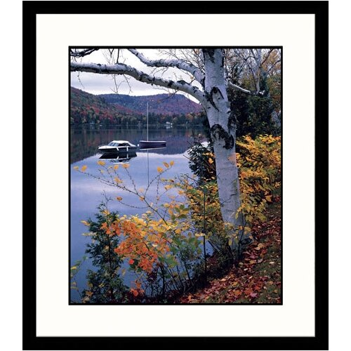 Great American Picture Seascapes Peaceful Afternoon Framed Photographic Print