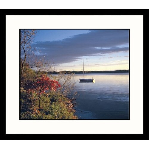 Great American Picture Seascapes Sharon Lake Framed Photographic Print