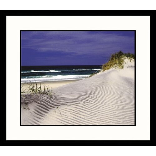 Great American Picture Seascapes Carolina Dunes Framed Photographic Print