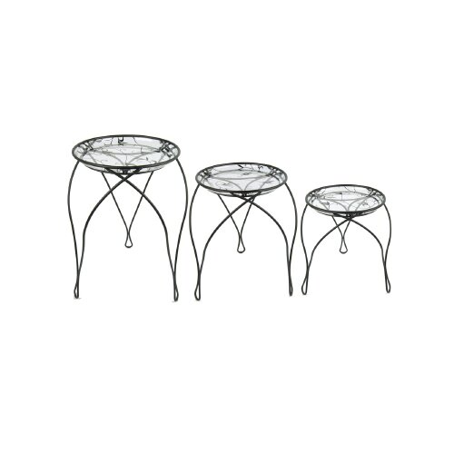 Elegance Plant Nesting Tables