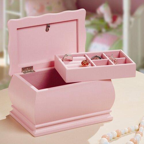 Princess Dianna Jewelry Box