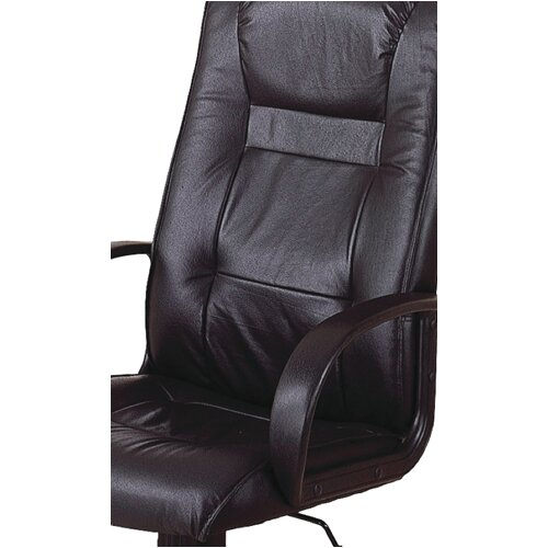 Wildon Home ® Stanfield High-Back Leather Office Chair