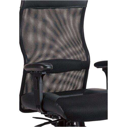 Wildon Home ® Summerville High-Back Waved Chair