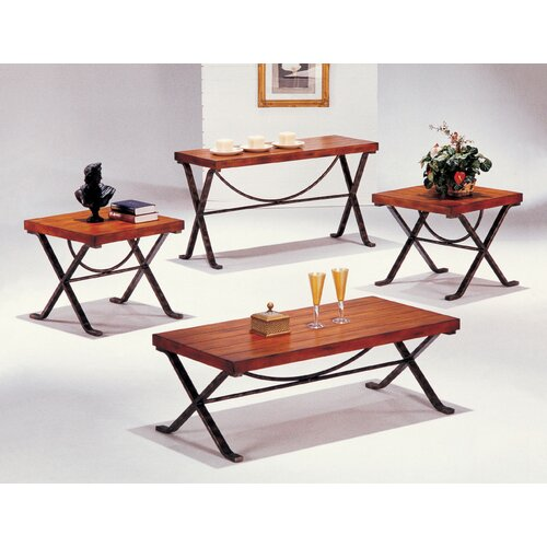 Wildon Home ® Chester 4 Piece Coffee Table Set