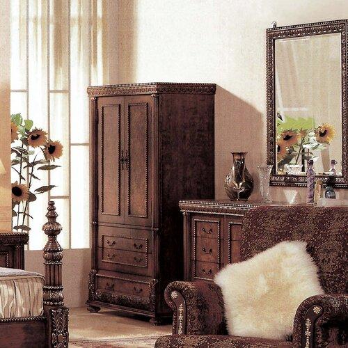 Wildon Home ® Bella Armoire