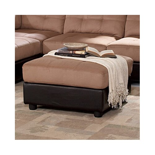 Wildon Home ® Robinson Cocktail Ottoman
