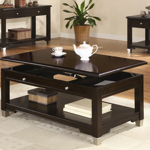 Wildon Home ® Lyman Coffee Table with Lift-Top