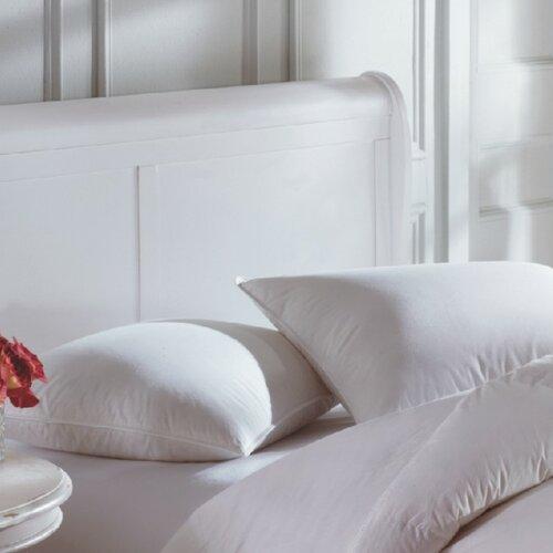 Wildon Home ® Cotton 50/50 Down / Feather Medium Pillow