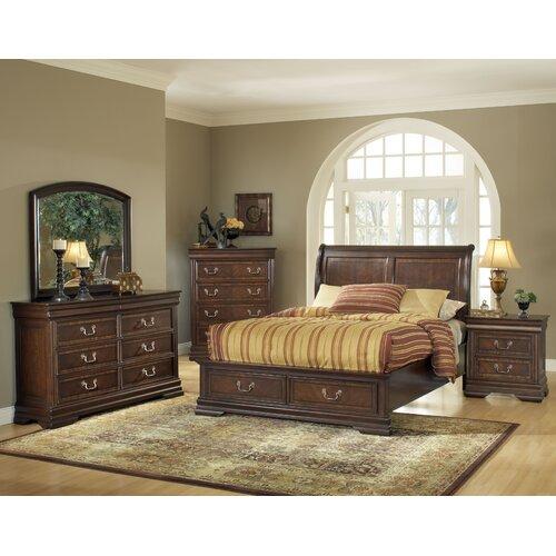 Wildon Home ® Hennessy 2 Drawer Nightstand