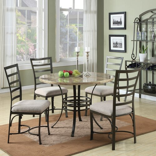 Wildon Home ® Val 5 Piece Dining Set