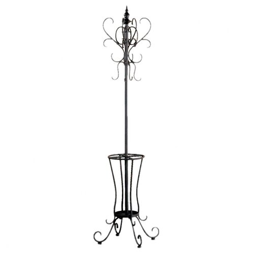 Wildon Home ® Ephrata Metal Coat Rack