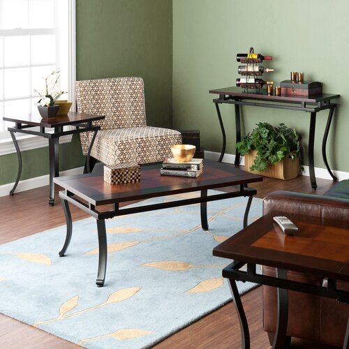 Wildon Home ® Gurley 4 Piece Coffee Table Set