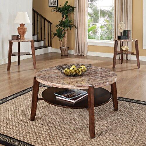 Wildon Home ® Nadav 3 Piece Coffee Table Set