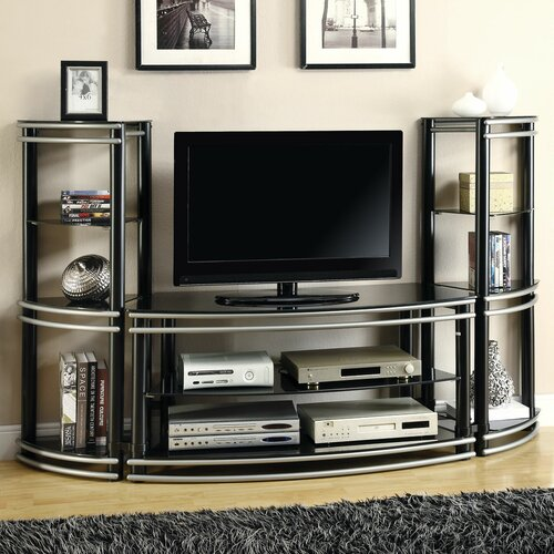 Wildon home demuline entertainment center reviews Home entertainment center