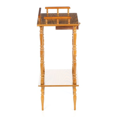 Wildon Home ® Colfax Multi-Tiered Telephone Table