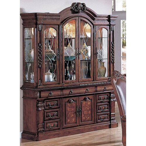 Wildon Home ® Arthur China Cabinet
