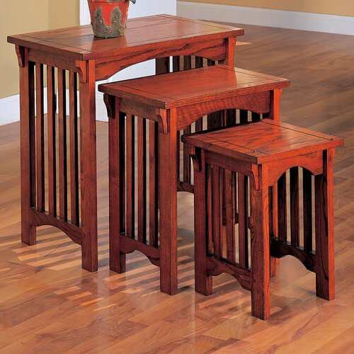 Wildon Home ® Montesano 3 Piece Nesting Tables