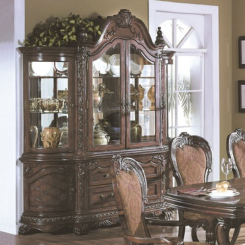 Wildon Home ® Aurora China Cabinet
