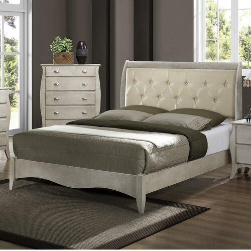 Wildon Home ® Astonia Panel Bed