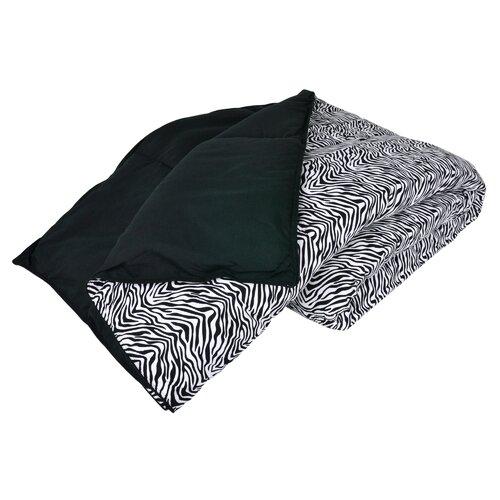 Wildon Home ® Cozy Nightz Reversible Down Alternative Machine Washable Comforter