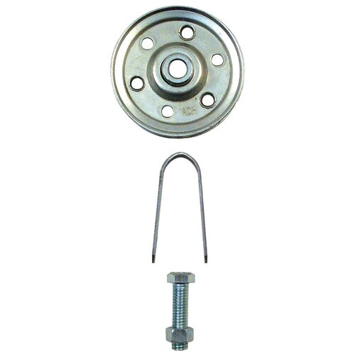 PrimeLine Pulley with Strap and Bolt