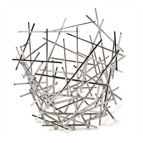 Alessi Blow Up Citrus Basket by Fratelli Campana, 2004