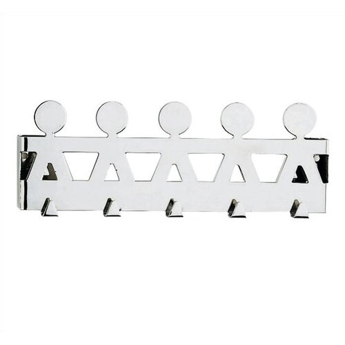 Alessi Girotondo Wall Hook by King Kong