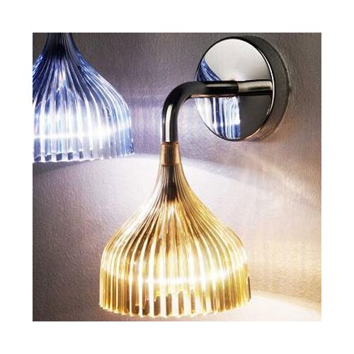 Kartell E' 1 Light Wall Sconce