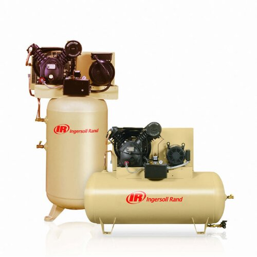 Ingersoll Rand Two Stage Air Compressor Pump 7100V