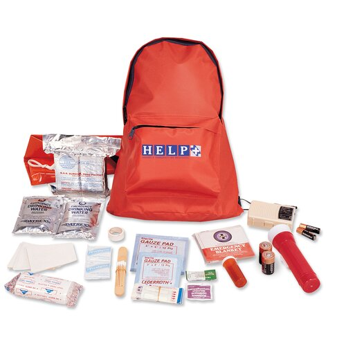 Stansport Earthquake Survival Backpack Kit