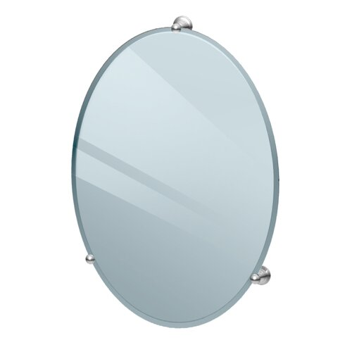 Oldenburg Frameless Mirror