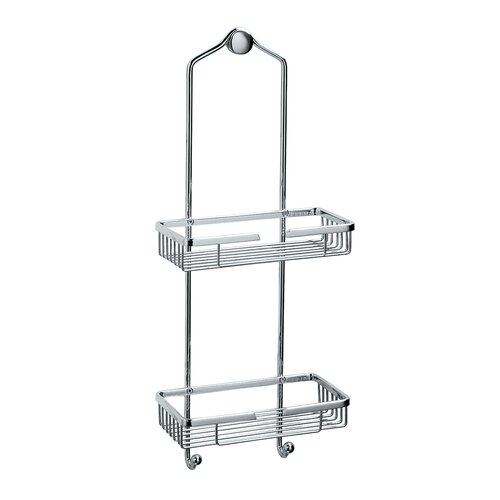 Gatco Hanging Shower Caddy in Chrome