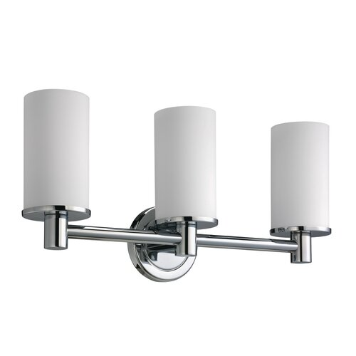 Gatco Latitude II 3 Light Vanity Light