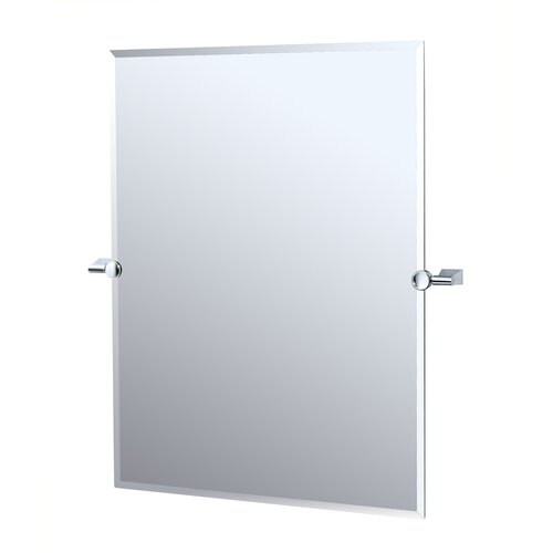 Gatco Bleu Rectangular Mirror